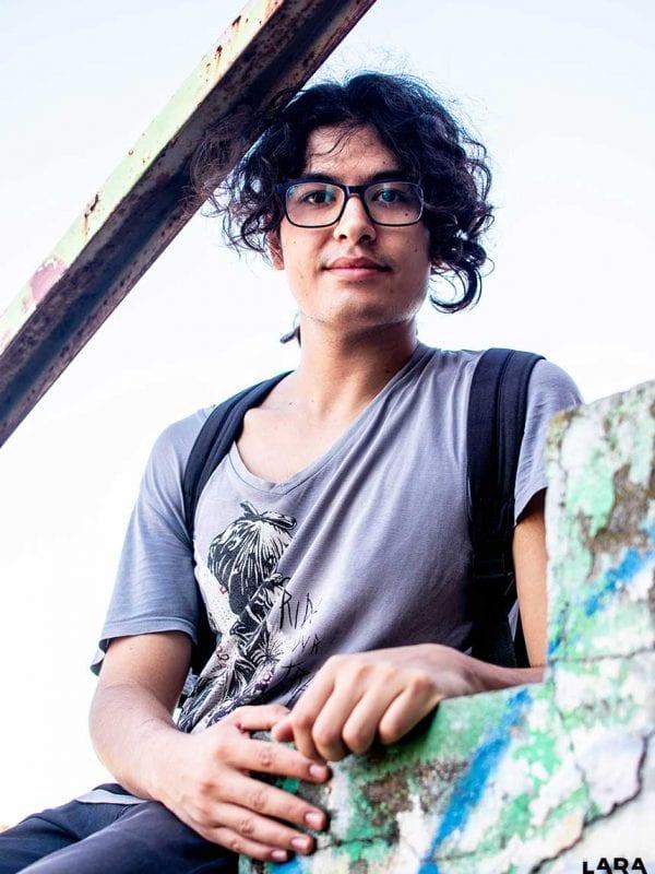 Óscar, NB, estudiante de Filosofía