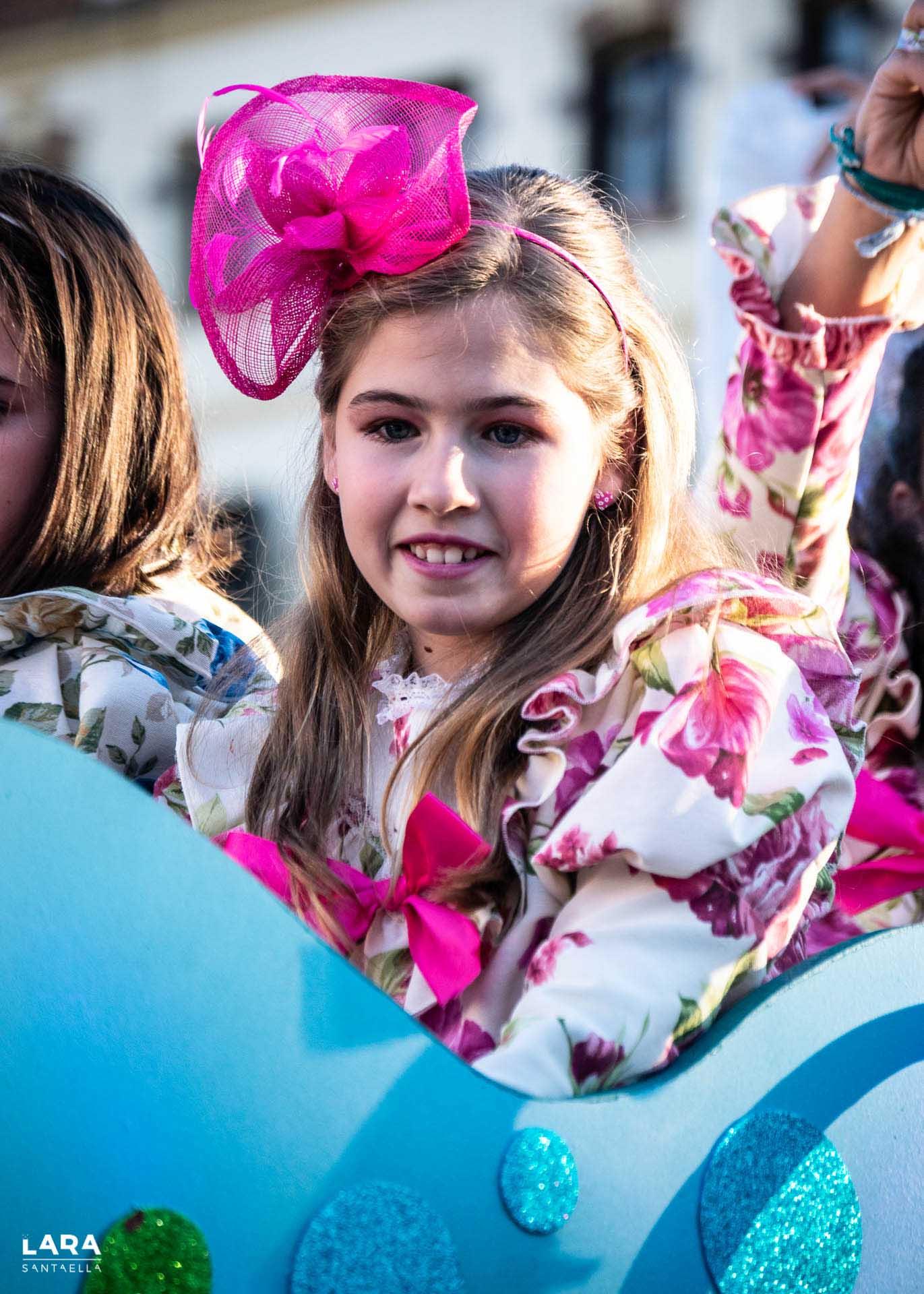 Los niños de azul, las niñas de rosa