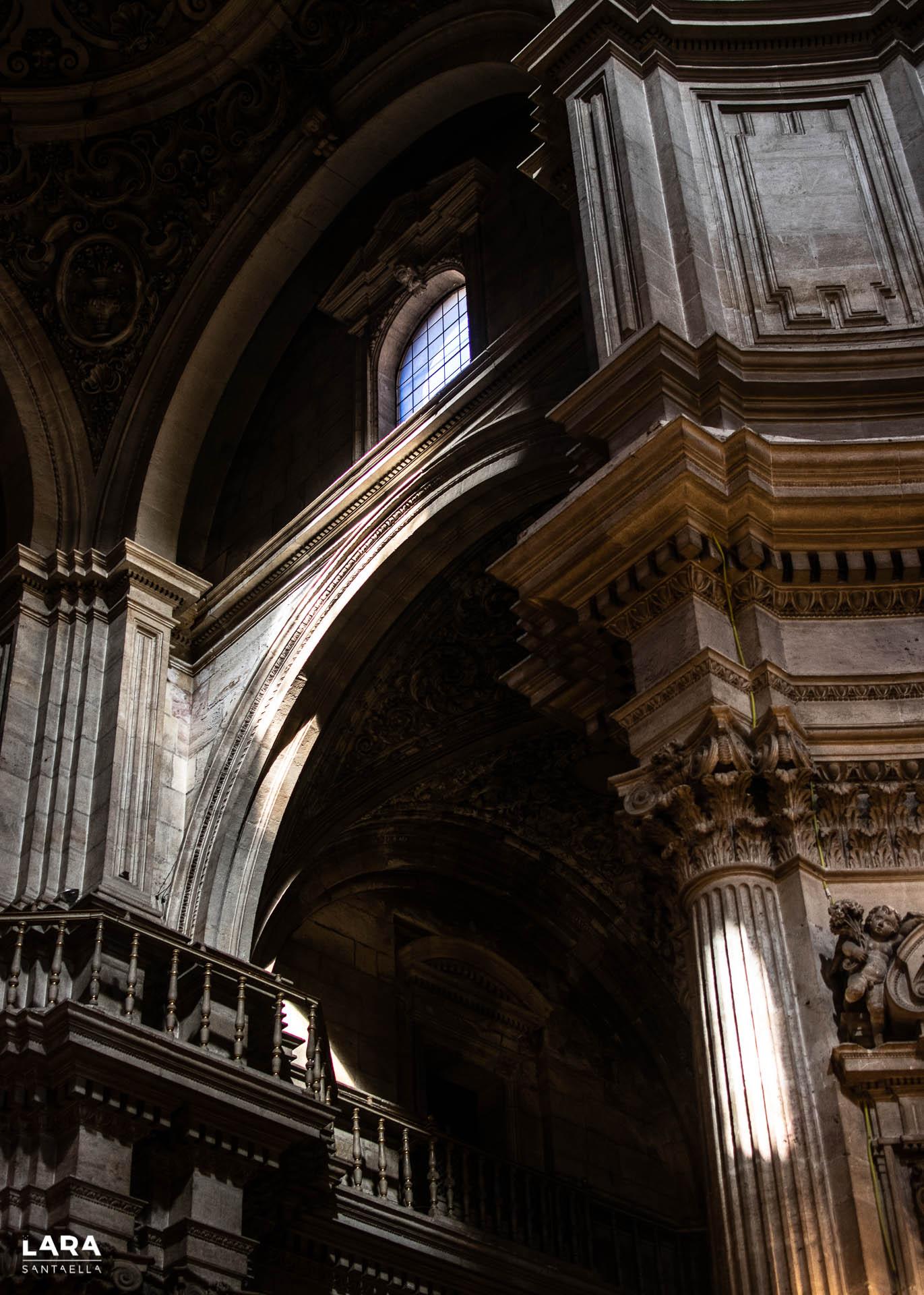 Arcos de la Iglesia del Sagrario
