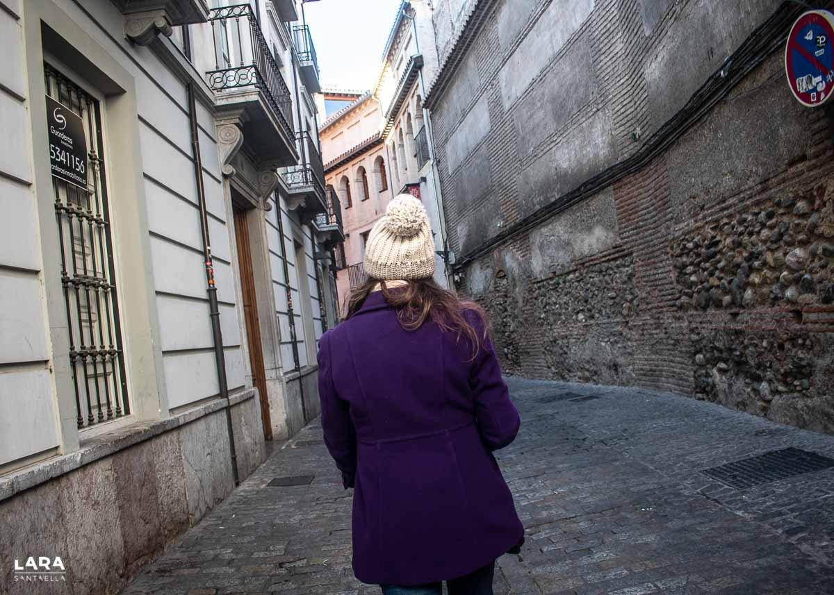 Comienza el día de turismo por Granada