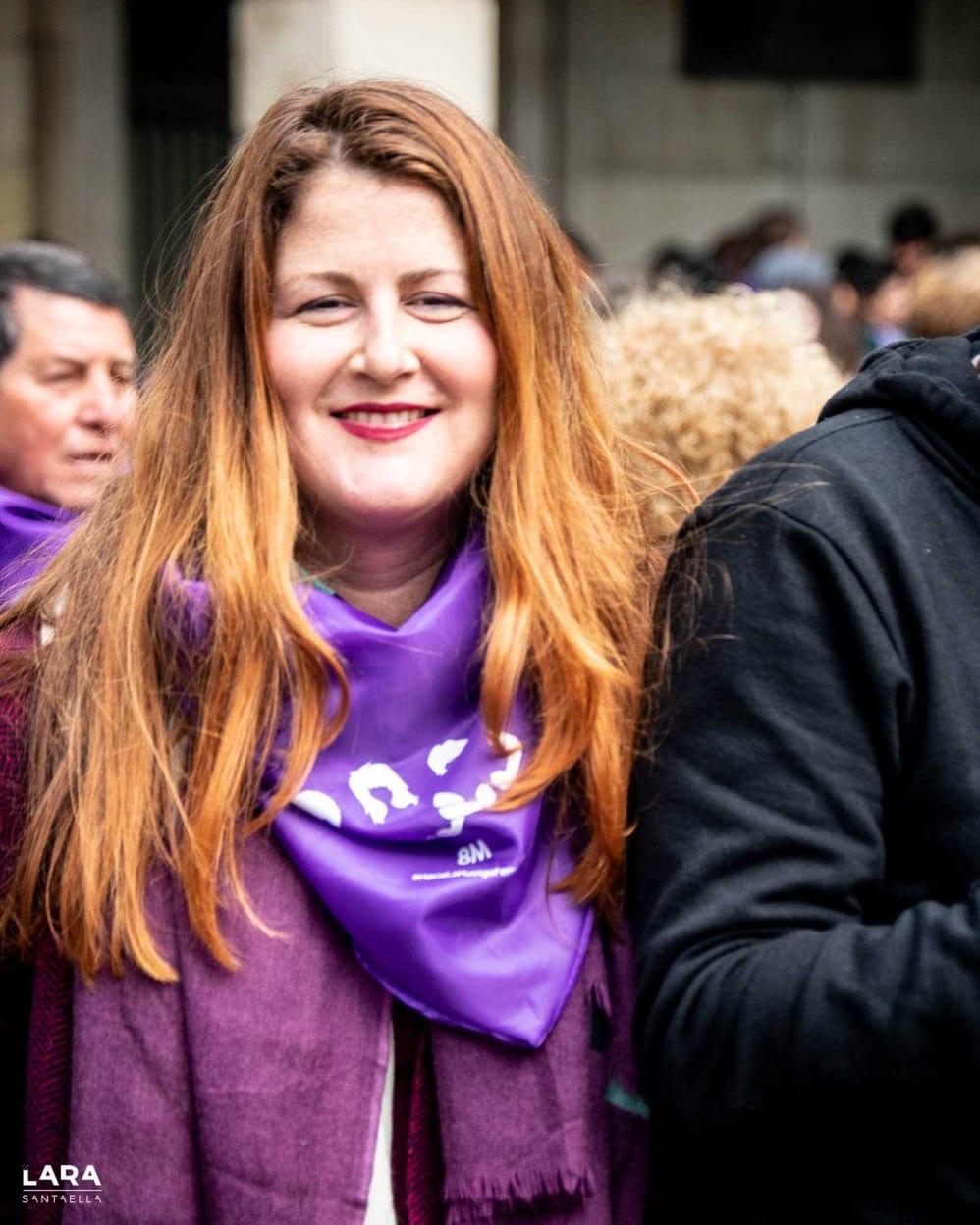 Susana Serrano, de Adelante Andalucía
